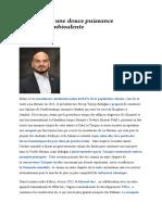 Article scientique  l'ambivalence du soft power de la turquie en Afrique
