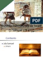 28 Isboset Rey de Israel