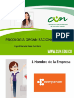 Actividad No 1_psicologia organizacional