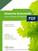 Deutsche Grammatik Einfach Kompakt Und u