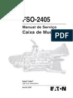EATON FSO 2405-2007-Manual de Servico