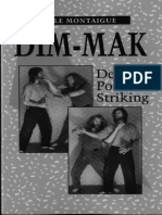 Dim Mak Death Point Striking