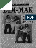 Dim Mak Death Point Striking