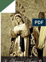 Libro de mano de las Semana Santa 2011.