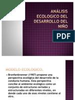 análisis ECOLOGICO DEL DESARROLLO DEL NIñO