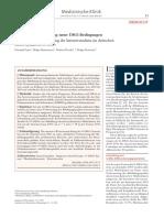 Entwicklung der Abbildung der Intensivmedizin im deutschen