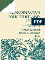Scandinavian Folk Belief and-Legend