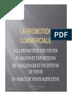 La Promotion Commerciale PDF