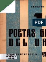 Poetas Gauchescos - Serafín J. García