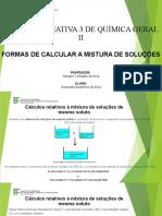 Seminario de Processos Químicos I - Denivaldo e Gustavo (1)