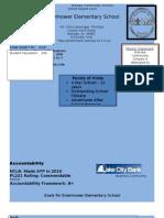 Eisenhowe Report Card