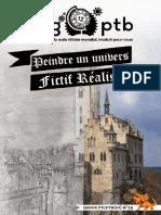 eBook PTGPTB 24-Peindre Un Univers Fictif Realiste