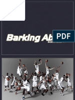 Barking Abbey Basketball Academy Brochure