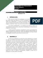 CLÁSICOS DEL PENSAMIENTOS PEDAGÓGICO MEXICANO-ensayo