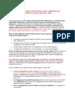 Nouvelles Modalites Pour Le Bac Genefral Et Technologique 2021