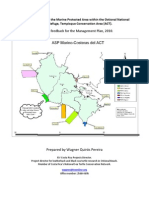 Marine Protected Area Extension Proposal for the Ostional NWR
