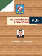 El Acompañamiento Pedagogico en La Institucion Educativa Ccesa007