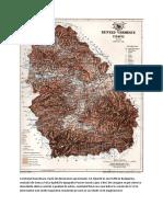 Harta Comitatului Hunedoara
