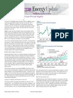 Energy Quarterly Update 1Q-2011