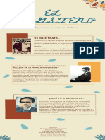 Infografia de La Novela El Tungsteno