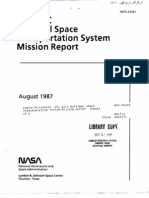 STS-61C National Space Transportation System Mission Report