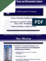 Kenya ICT Conference Presentation