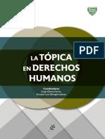 La tópica en derechos humanos