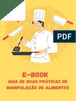 Amarelo Homem de Negócios Emprego Dos Sonhos Negócios Capa Para eBook (5)