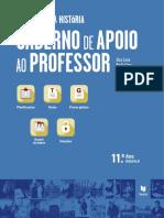 Caderno de Apoio Ao Professor (1) 11º Ano Horizontes Da História Texto Editora