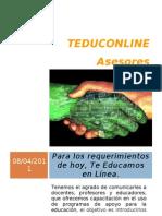 TEDUCONLINE_Asesores