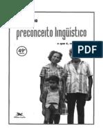 Preconceito Linguístico - Magnus Bagon