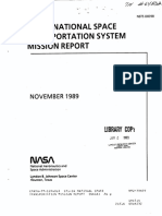 STS-34 National Space Transportation System Mission Report
