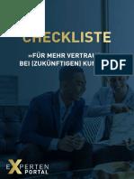 Checkliste_Expertenportal_Kundenvertrauen