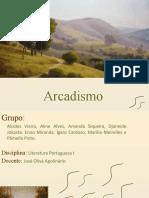 Arcadismo em Portugal
