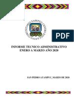 5. Informe Centro Educativo