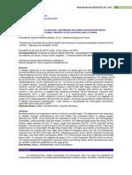 Antropometria e Consumo Alimentar Identificador Do Estado Nutricional de Idosos