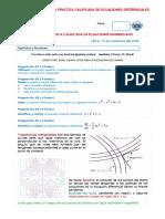 1ra PC Ecuac Dif 2020 - 2 Soluc