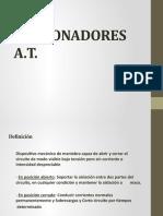 SECCIONADORES A