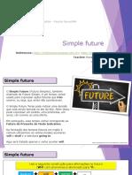 9 - simple future -1 ano
