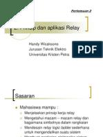2.prinsip dan aplikasi relay