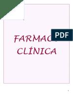 Apostila Farmaco Clínica