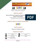Programa Académico para La Capacitación e Integración del Docente en la Educación Virtual (PACIDEV)