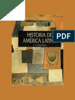 Bethell Historia de Amc3a9rica Latina Tomo 5 La Independencia