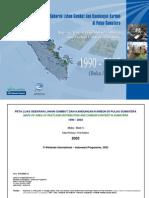 Atlas Sebaran Gambut Sumatera