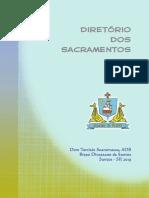 Diretorio Dos Sacramentos Versao 2018-02-22