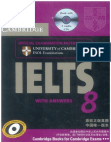 Cambridge IELTS 8 Free download PDF and Read online