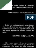Romanos 12(2)