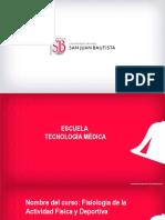 ESTRUCTURA Y FISIOLOGIA DEL MUSCULO ESQUELETICO 2020-II