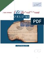 21 Airmail Zeppelinpost каталог аэрофилателия 2012
