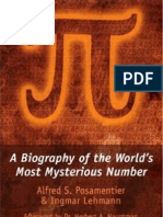 PI A Biography of the World's Most Mysterious Number
